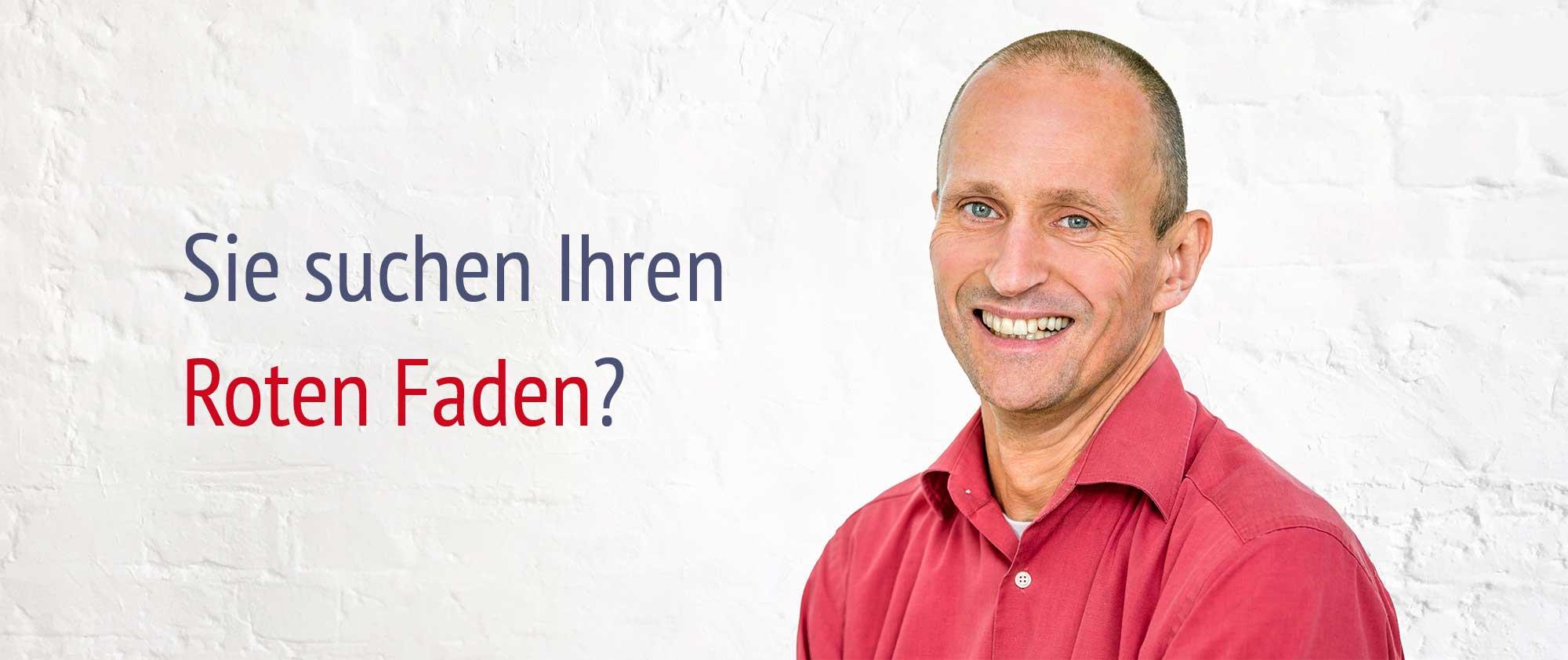 Positionierung für Unternehmen und Selbstständige - Hermann Häfele Roter Faden Consulting