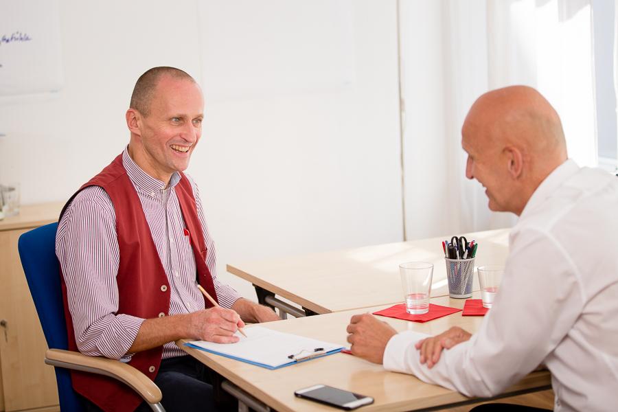 Coaching zu Analyse Ihres Unternehmens und Prozessoptimierung zur Steigerung Ihrer Produktivität